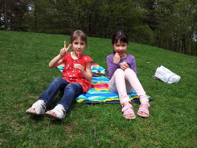 從小培養人際關係,孩子們的自助會