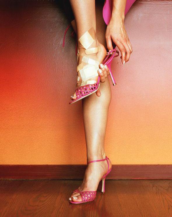 女人的鞋櫃裡,超過75%的鞋子從來沒被穿過!