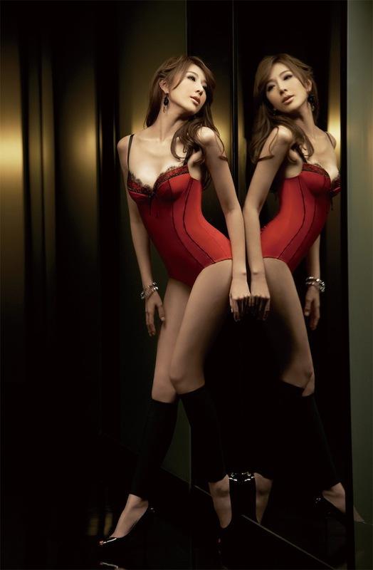 瑪麗蓮 時尚塑身衣 隋棠代言
