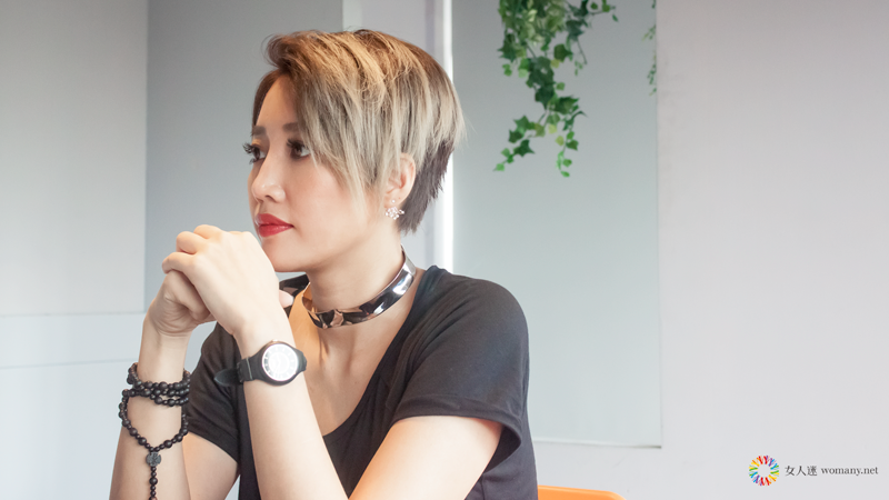 Interview A-lin: Be brave and don't let others define your