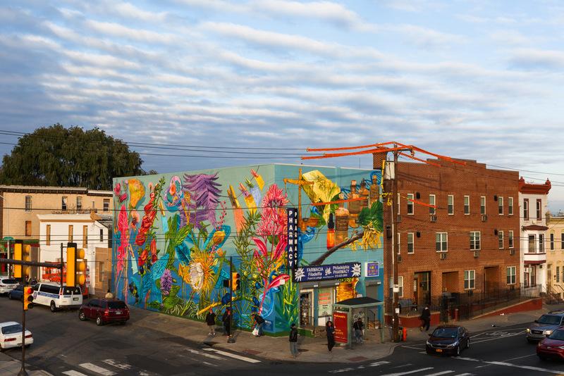美國費城壁畫