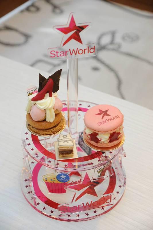 Star World x  品悅糖 聯名時尚下午茶