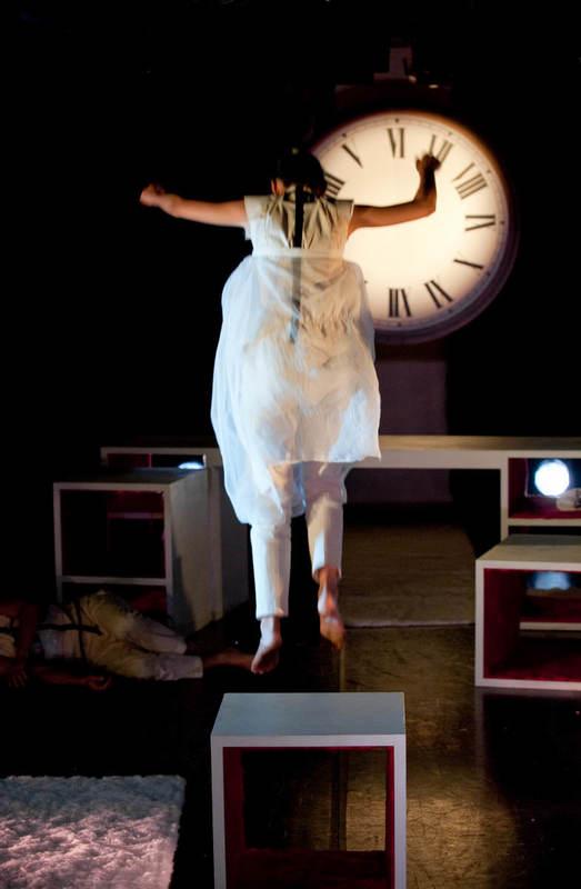 我是女主角,張嘉容編導作品,我的天使魔鬼睡美人,2008皇冠藝術節和誠品小劇場