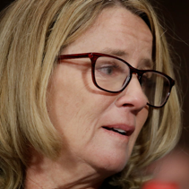 To  Support Christine Blasey Ford, the hashtag WhyIDidn'tReport was Trending