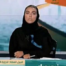 First Female Anchor Co-Hosts Evening Newscast In Saudi Arabia