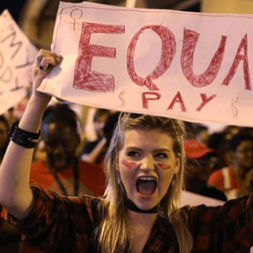 Iceland made Gender Pay Gaps Illegal