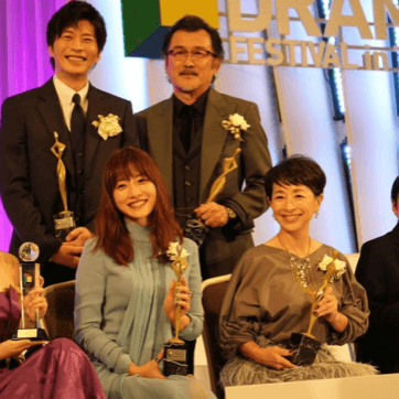 "Japan's TV drama ""Ossan's Love"" tells stories on same-sex romance won the Tokyo TV Drama award"