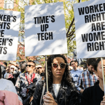 The Google Walkout