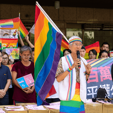Taiwan Referendum on Same-sex marriage