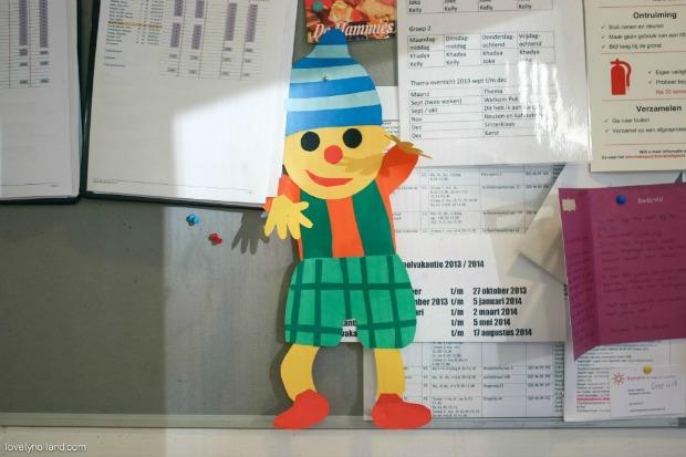 愛荷蘭左擁右抱- 快樂的荷蘭兒童/ 學齡前快樂上學篇-14